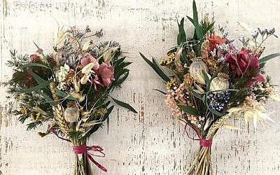¿Qué son las flores secas y preservadas?