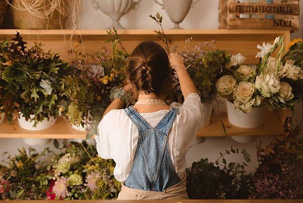 Taller online de ramos silvestres | Flores Atemp